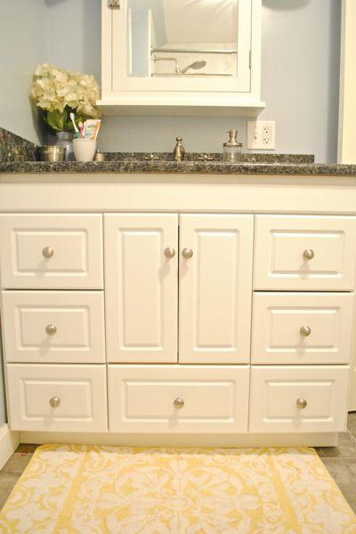 Hall Bathroom - The Chronicles of Home
