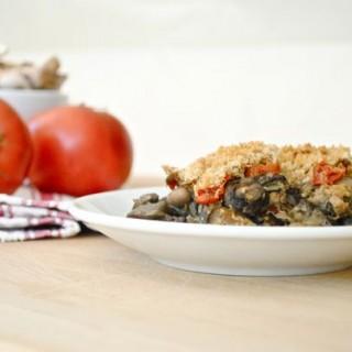Mushroom and Eggplant Cassoulet