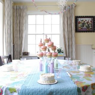 Bakery Birthday Party