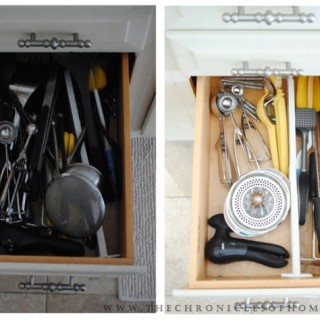 Easy Kitchen Organization