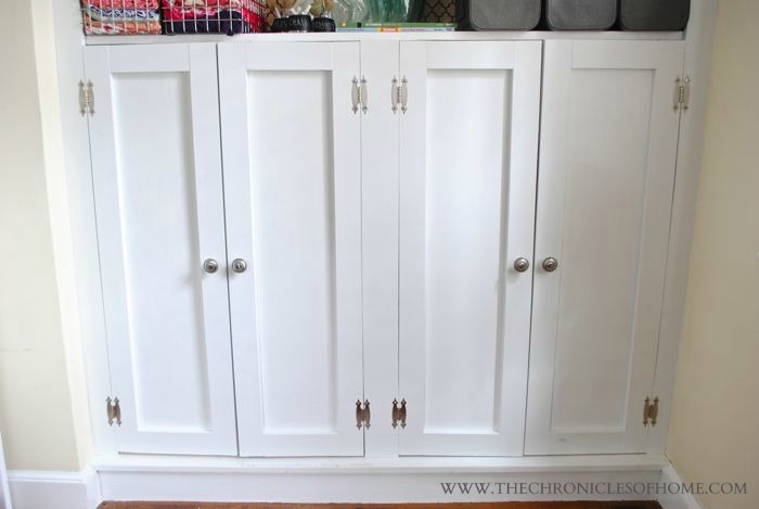 DIY Shaker-Style Cabinets - The Chronicles of Home