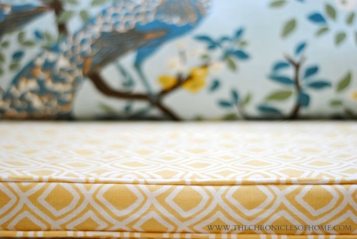 fabric love diy box cushion cover