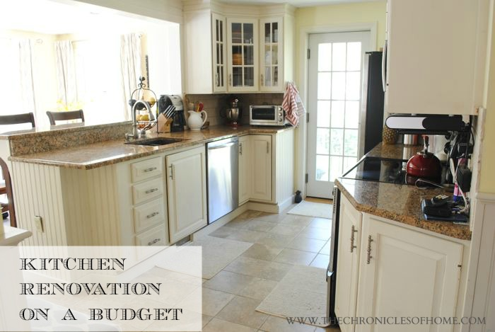Budget Kitchen Renovation The Home Depot The