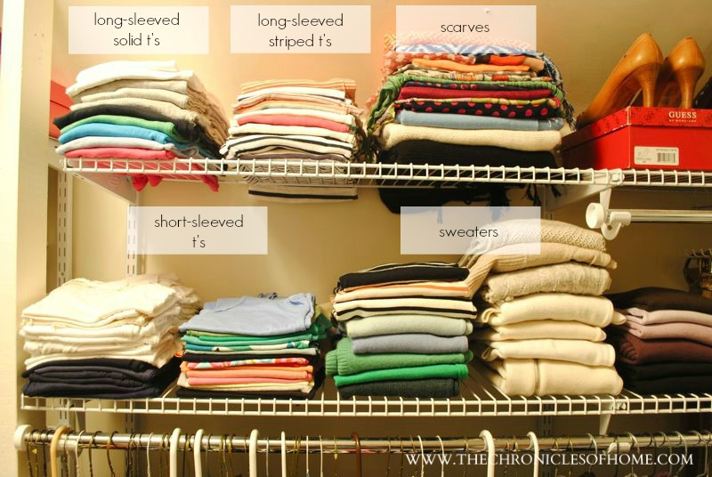 How to organize clothes without a dresser for closet How to organize your clothes without a closet