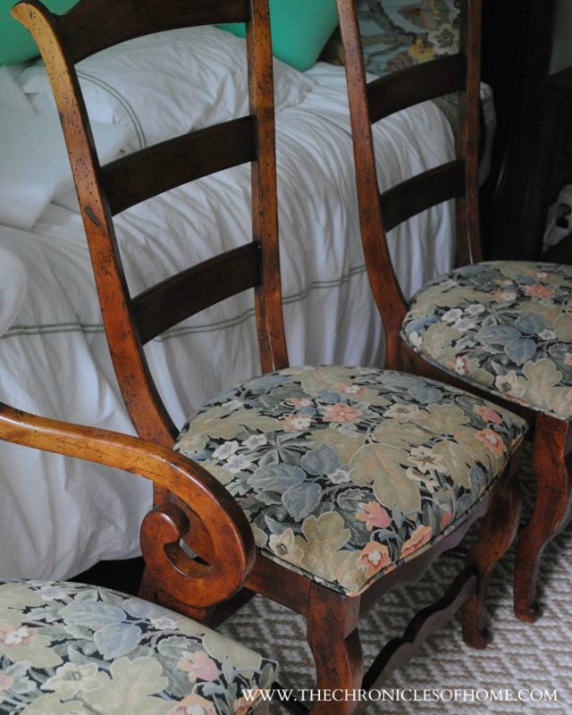 reupholster dining chairs - How To Recover Dining Room Chairs