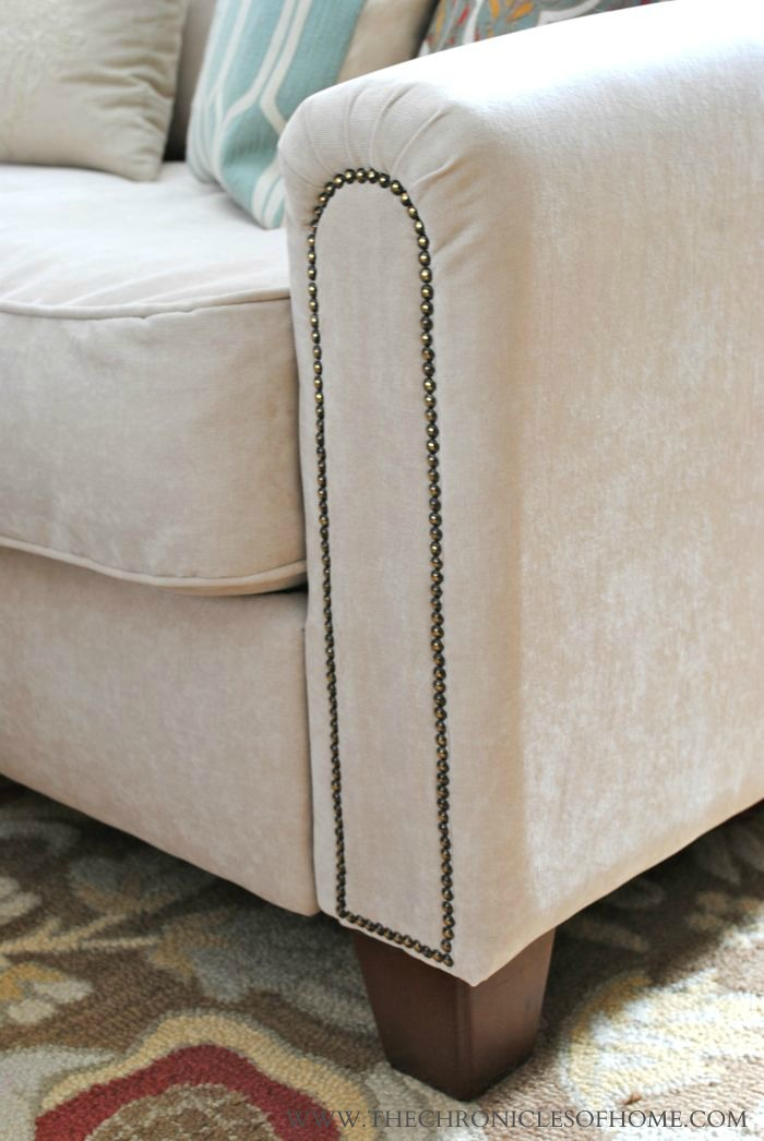 Diy Sofa Reupholstery Sources And Tips The Chronicles Of
