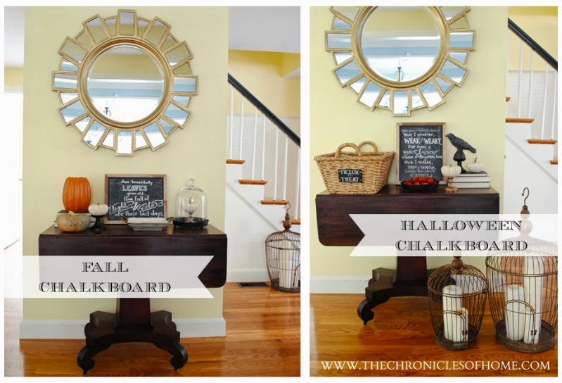 How To Turn A Picture Frame Into A Chalkboard The Chronicles Of Home