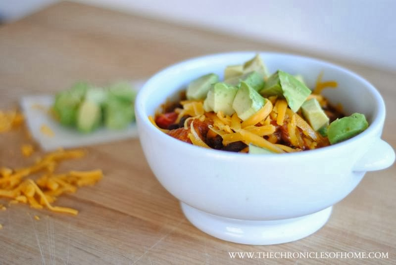 Easy Pulled Beef and Butternut Squash Chili