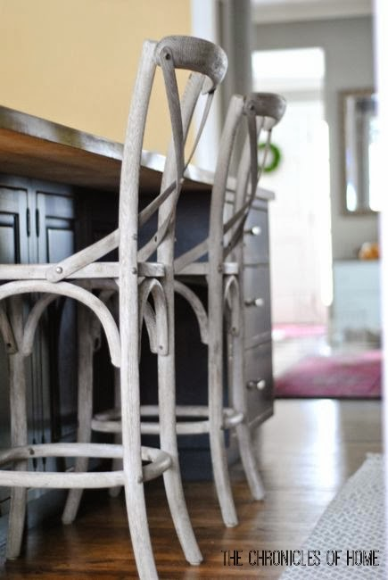 New Counter Stools Kitchen Plans The Chronicles Of Home