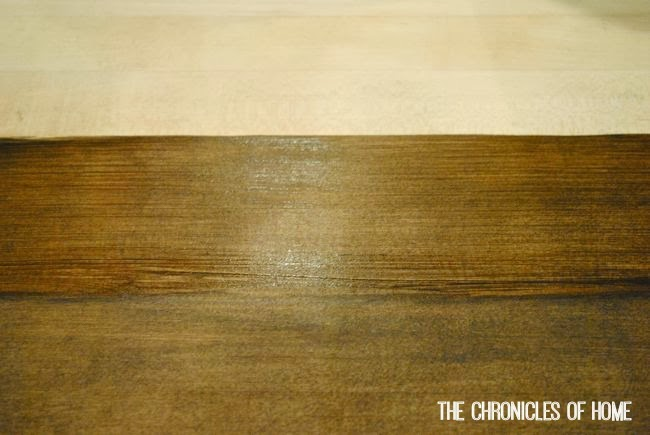 Etonnant How To Stain And Seal Butcher Block Counters By The Chronicles Of Home