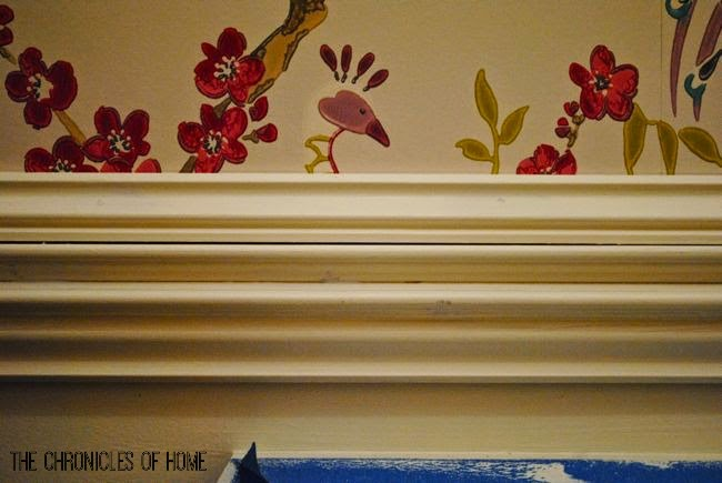 How to install a compound chair rail for a custom look