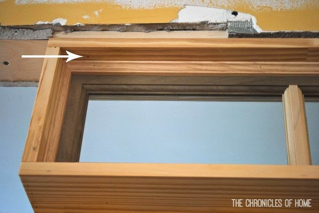 From There Chris Attached The Center Transom Using Shimoulding Pieces To Make Sure Ing Between Transoms Was Right And That They Sat Level