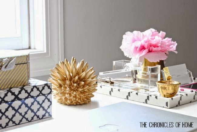 The Prettiest Desk Accessories Around The Chronicles of Home