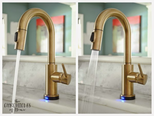 The Prettiest Kitchen Faucet You Ever Did See The Chronicles Of Home