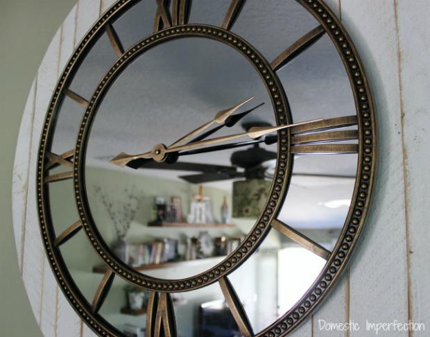 Large-Rustic-Glam-Wall-Clock