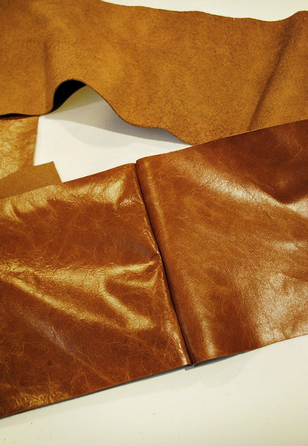 diy moroccan leather pouf floor pillow206