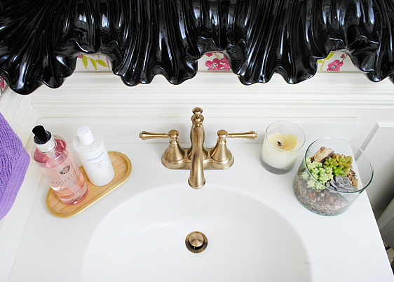 Powder Room Updates The Chronicles Of Home