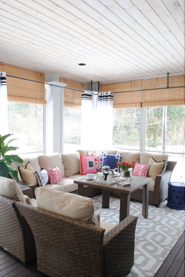 My patio style challenge post is live the chronicles of for 12x12 living room ideas