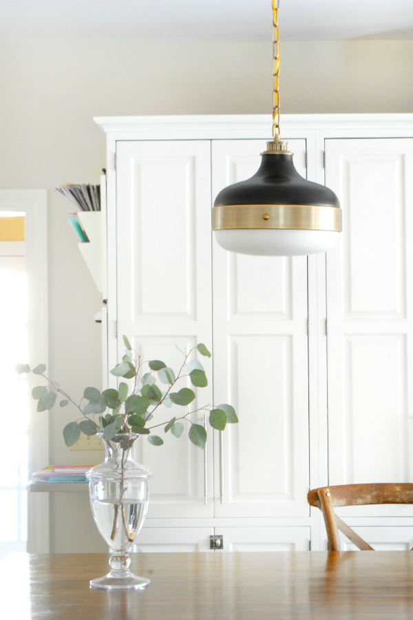 New Kitchen Pendants The Chronicles Of Home - Gold kitchen pendant lights