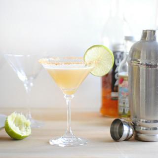 Key Lime Martini + A Progressive Dinner