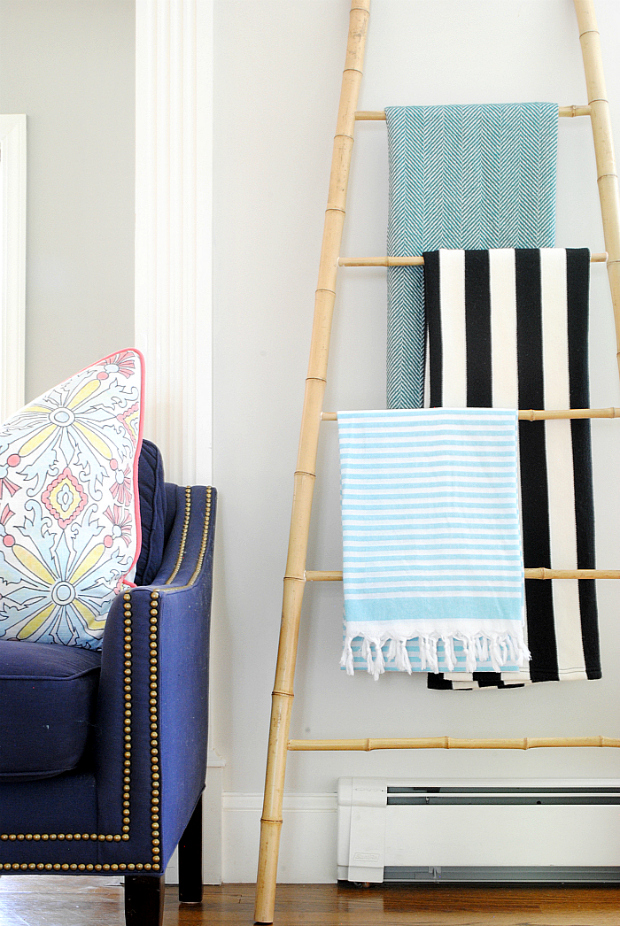 How to make a bamboo ladder for under $20