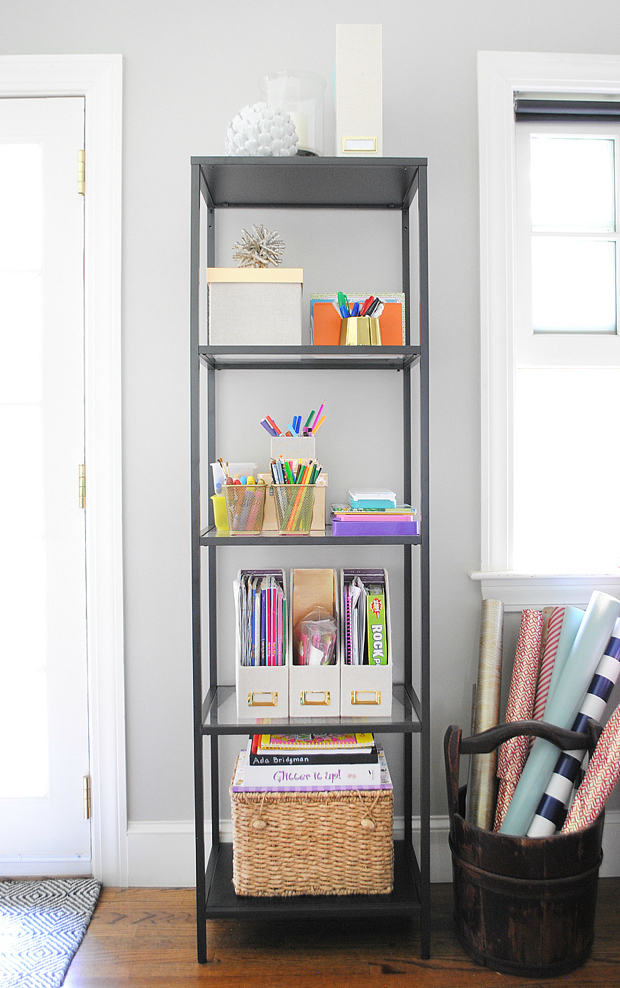 How to mix organization and pretty!