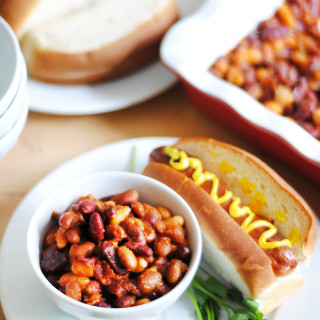 The Best Homemade Baked Beans