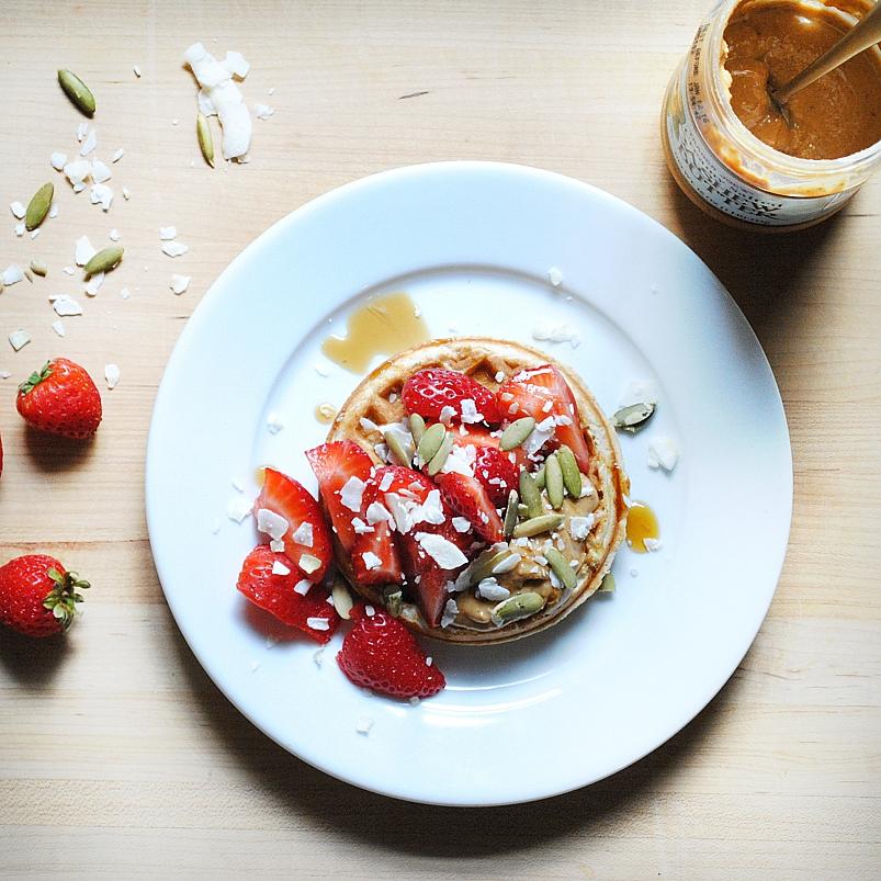 Easy weekday breakfast2