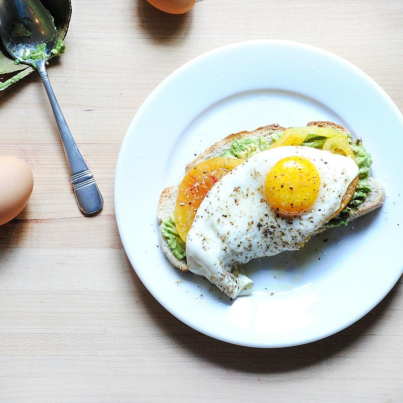 Easy weekday breakfast3