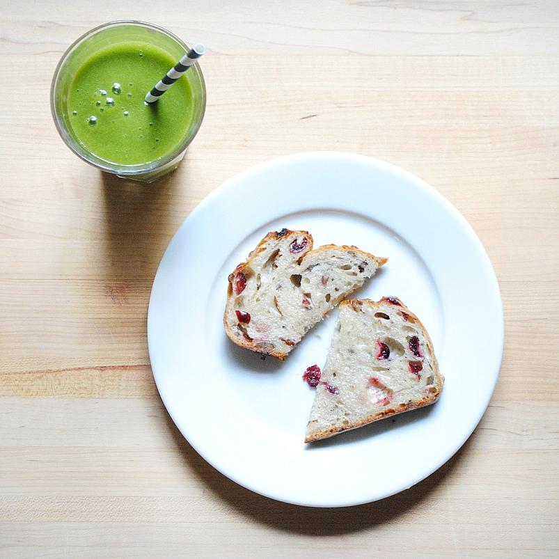 Easy weekday breakfast5