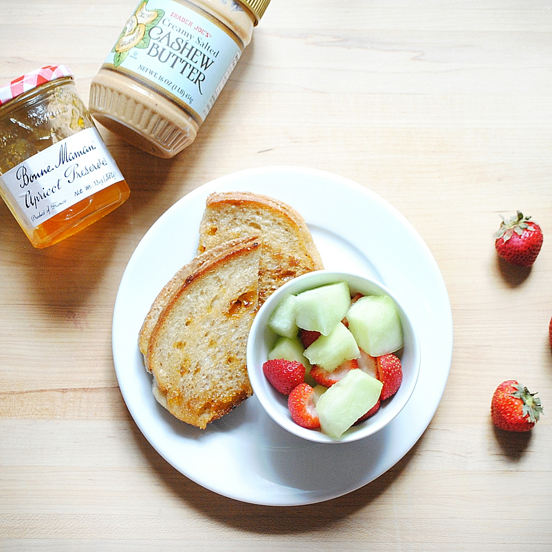 Easy weekday breakfast6