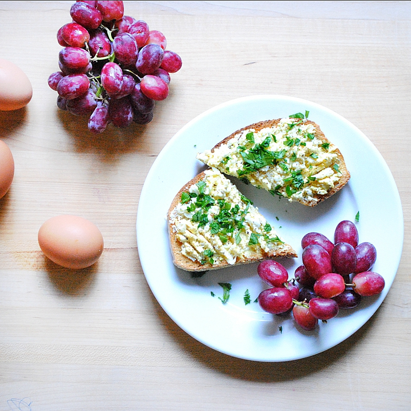 Easy weekday breakfast7