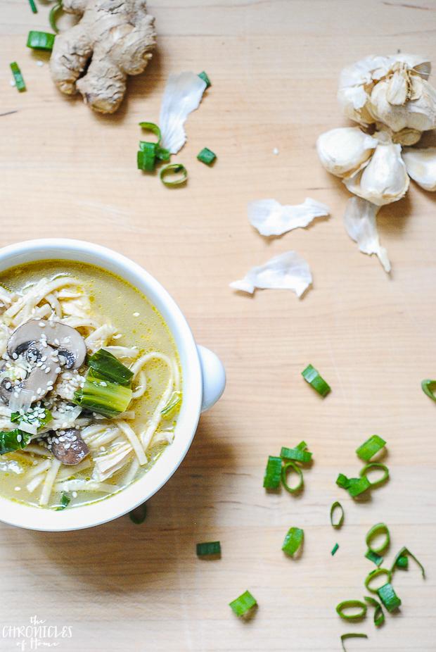 homemade soba noodle soup1-2-2