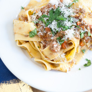 The BEST Traditional Bolognese Sauce