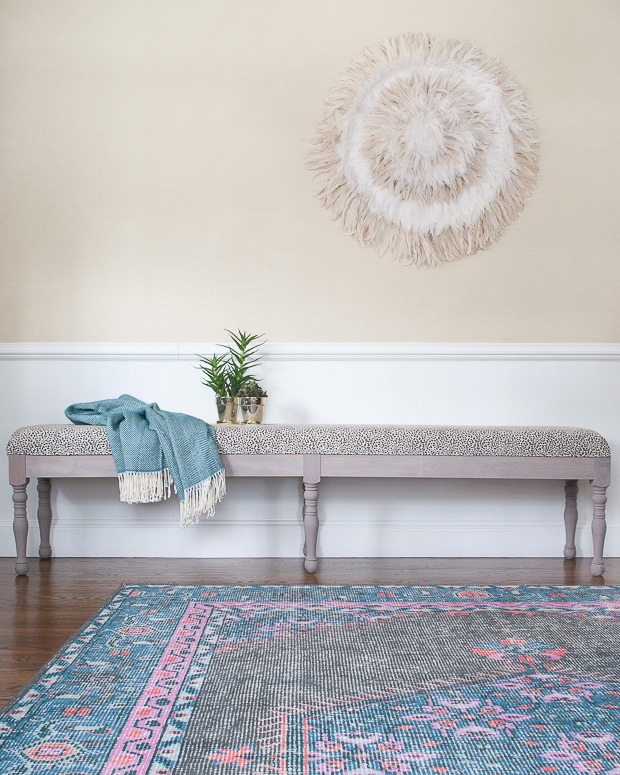 Diy Upholstered Dining Bench The Chronicles Of Home