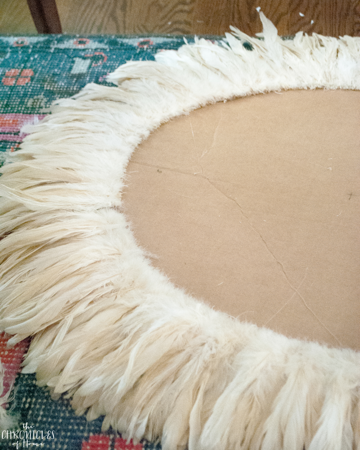 Diy Juju Hat Feather Wall Hanging The Chronicles Of Home