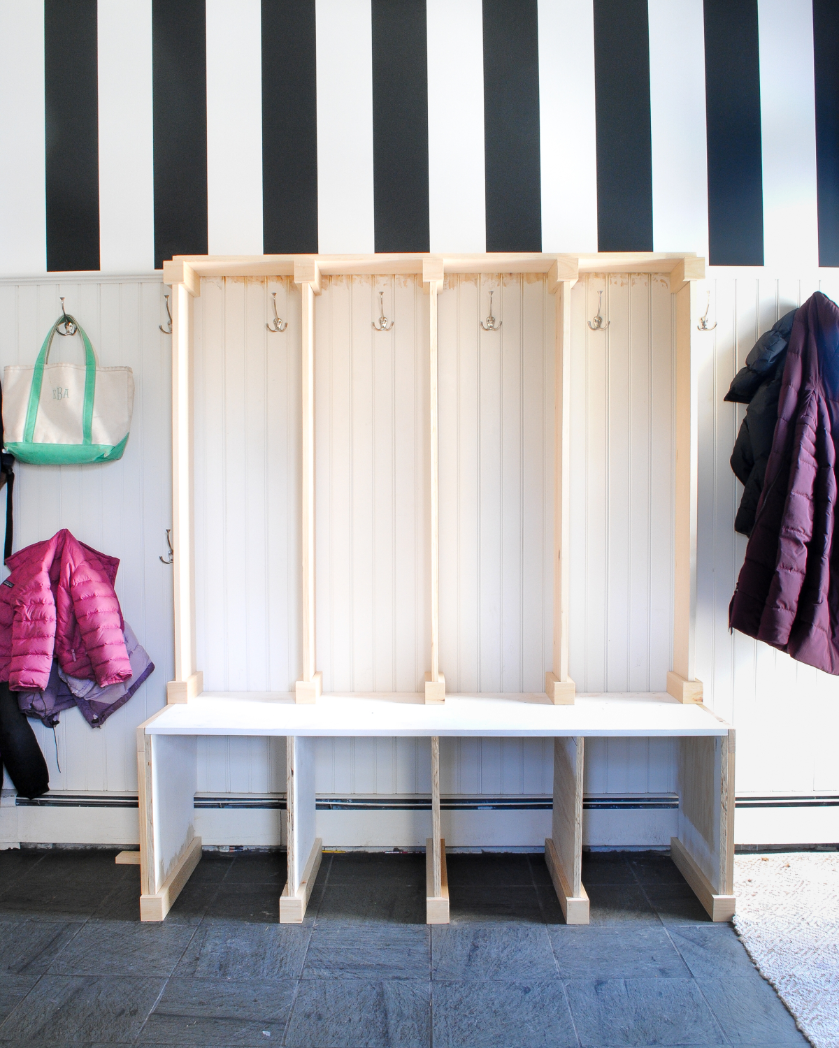 Mudroom Lockers Cool Mudroom Design View Full Size With