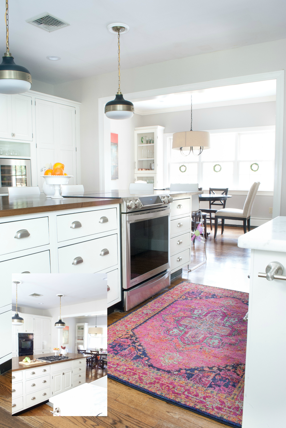 Practical and doable steps for taking an outdated and imperfect kitchen and turning it into one you love...without a gut job!