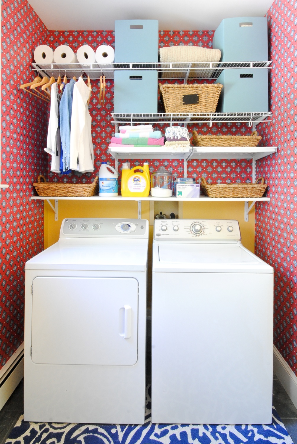 Laundry Room Organization In An Afternoon The