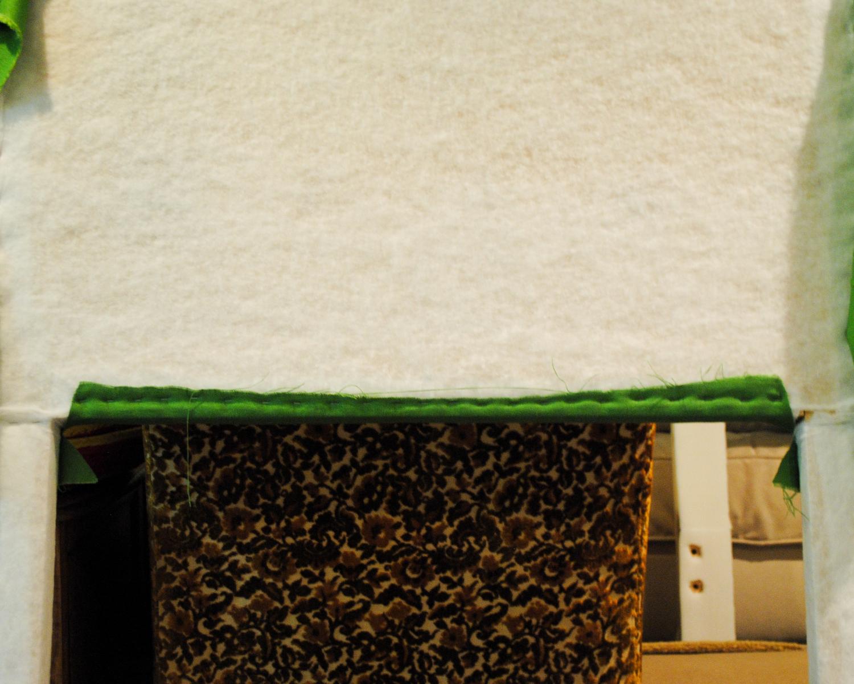 DIY upholstered headboard-11