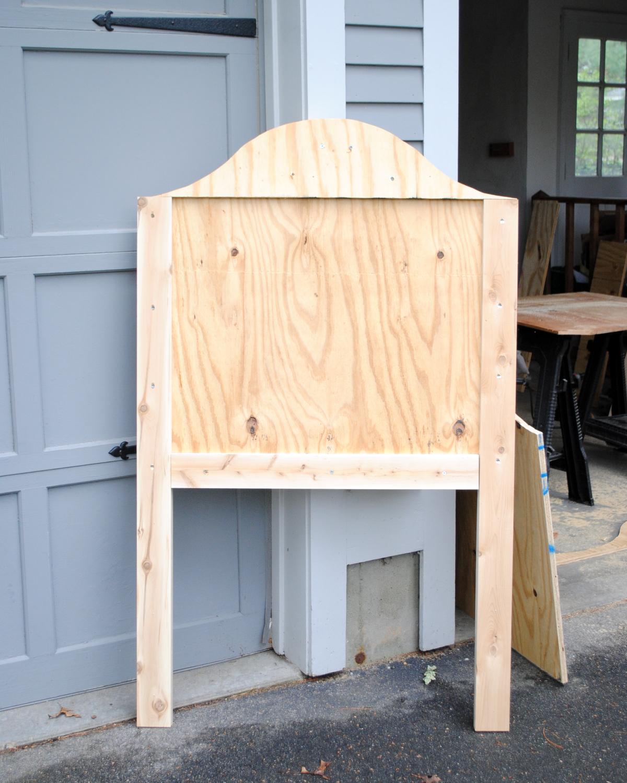 DIY upholstered headboard-3