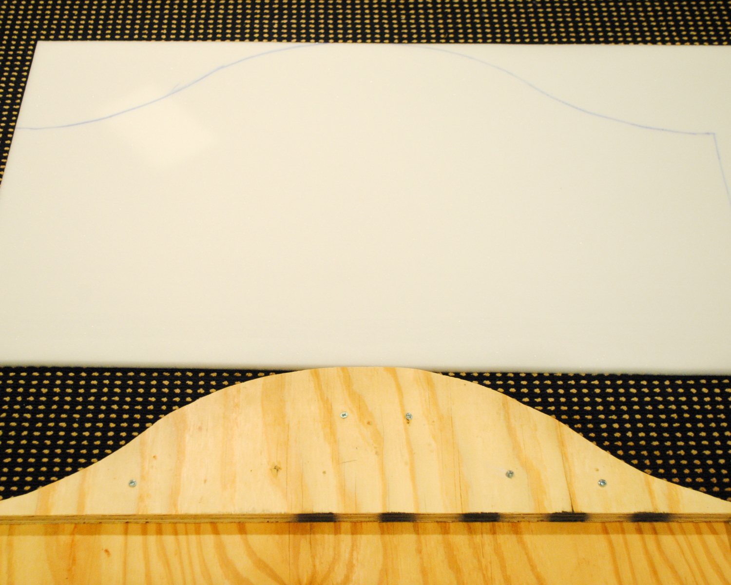 DIY upholstered headboard-5