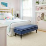 girl bedroom turquoise pink aqua navy-1-2