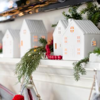 Christmas Tour 2016 – Mudroom and Family Room
