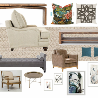 Family Room Makeover – the Why and the Plans!