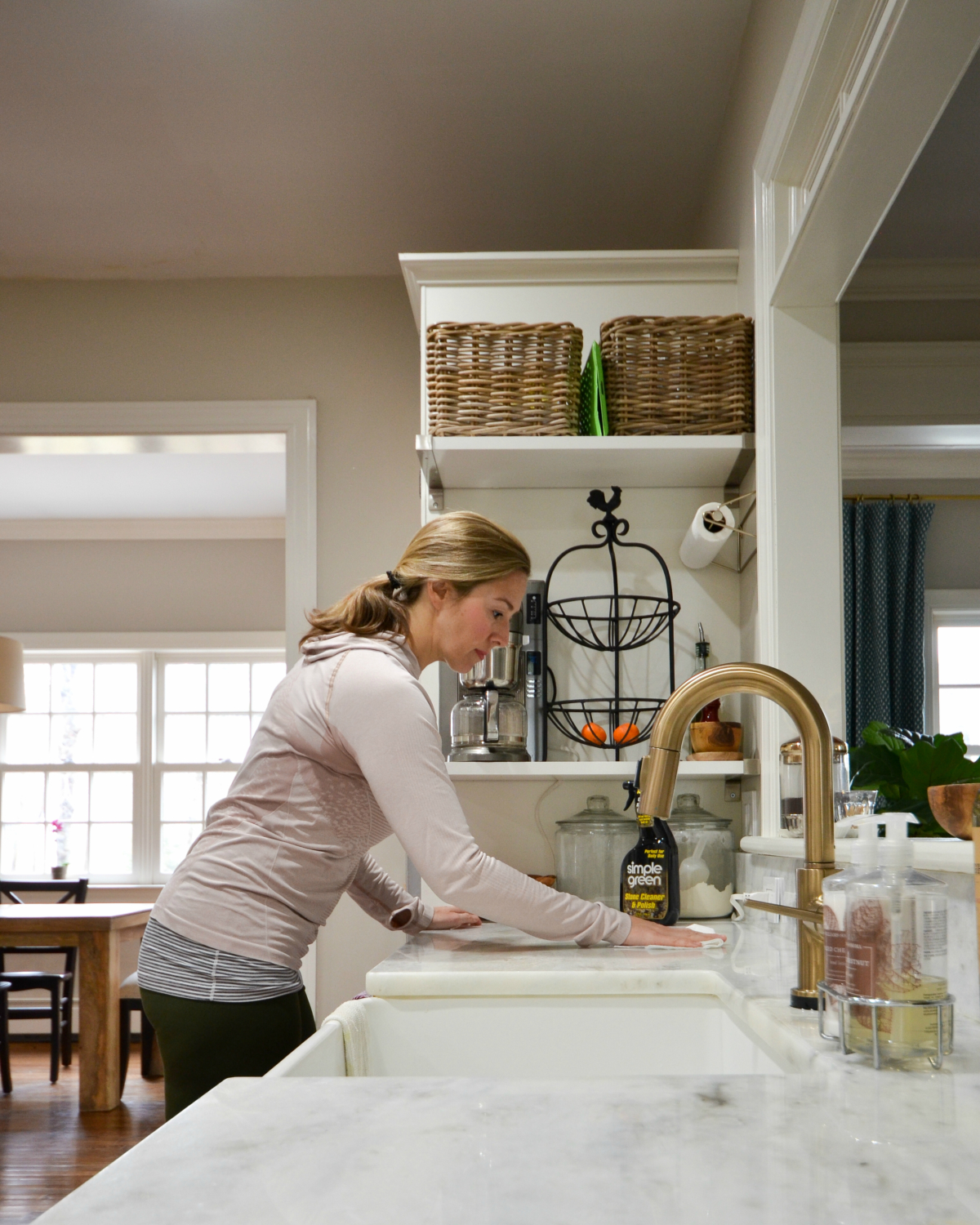 Kitchen Cleaning: Kitchen Spring Cleaning Essentials