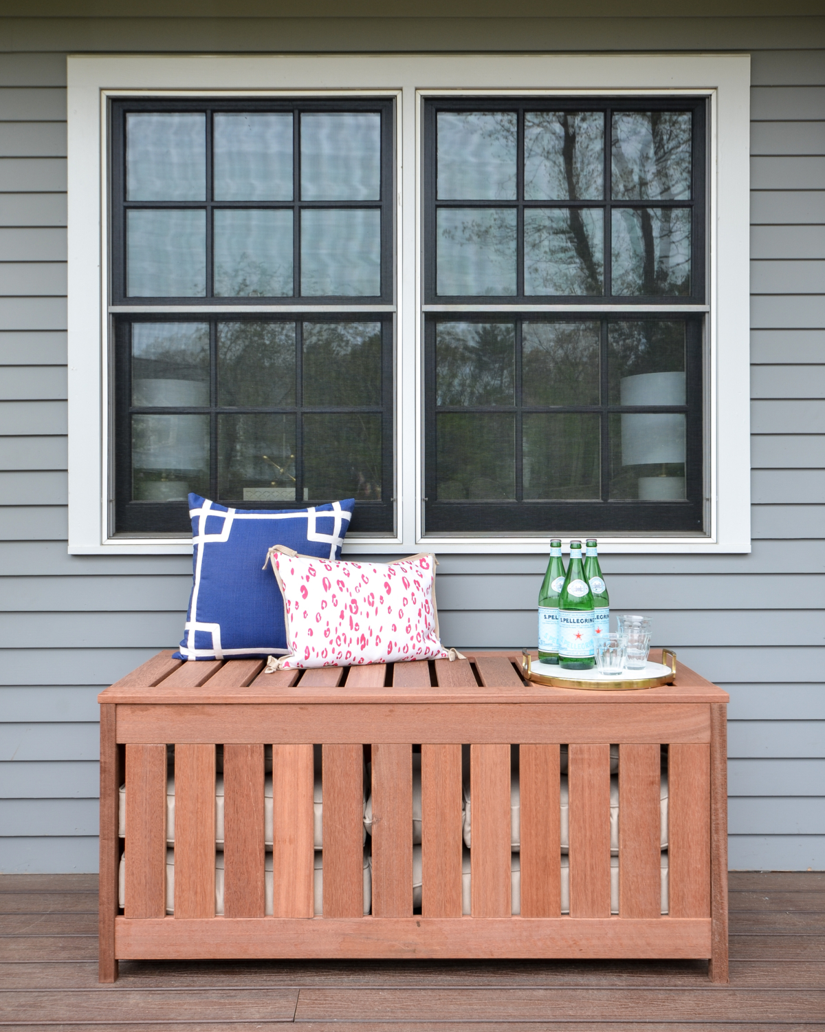 Diy Outdoor Storage Box The Chronicles Of Home