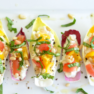 Caprese Stuffed Endive Recipe