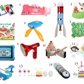 Kids Gift Guide 2017 – Elementary Ages