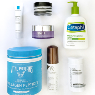 Middle Aged Skincare